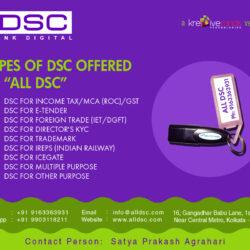 dsc service provider